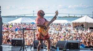 The Newport Jazz Festival Is Returning To Rhode Island This Summer, And We Can't Wait