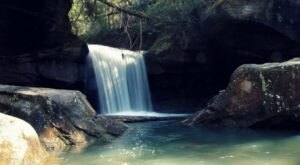 Cool Off This Summer With A Visit To These 7 Kentucky Waterfalls