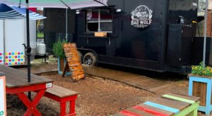 Chase Down The Bad Wolf Food Truck For The Best BBQ In Louisiana