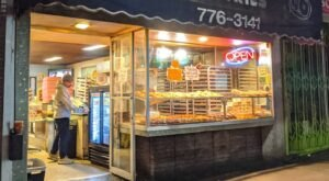 Rise and Shine With A Massive Donut From Bob's Donut & Pastry Shop in Northern California