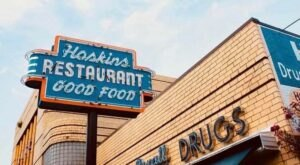 Hoskins Drug Store Is A 1930s Authentic Soda Fountain And Pharmacy In Small-Town Tennessee