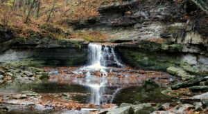 McCormick's Creek Is The Single Best State Park In Indiana And It's Just Waiting To Be Explored