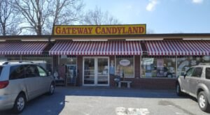 The Absolutely Whimsical Candy Store In Maryland, Gateway Candyland Will Make You Feel Like A Kid Again