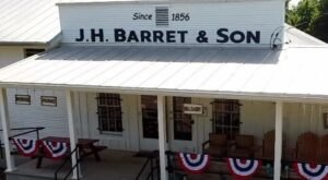 Some Of The Best Down-Home Cookin' In Tennessee Can Be Found At The Barretville General Store And Restaurant