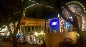You'll Love Visiting Blue Moon, A Delaware Restaurant Loaded With Local History