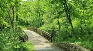 The Mahaffie Creek Trail In Kansas Is A Beautiful Paved Trail That The Entire Family Will Love