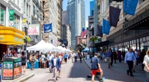 Celebrate America At Boston Harborfest, One Of The Country's Largest Fourth Of July Parties
