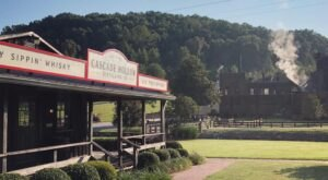 The Cascade Hollow Distillery In Tennessee Is One Of The State's Most Historic Distillery Tours