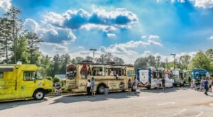 Sample Delicious Eats From Over 25 Food Trucks At Connecticut's Clinton Food Festival