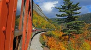 With Attractions Galore, The Small Town Of North Conway, New Hampshire Is Perfect For A Family Getaway