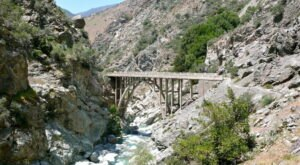 Southern California's Bridge To Nowhere Trail Leads To A Magnificent Hidden Oasis