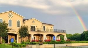 Enjoy Locally Made Wines And Beautiful Views At The DelMonaco Winery & Vineyard In Tennessee