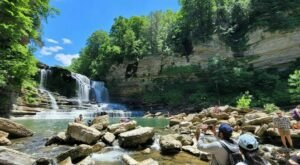 Tennessee's Cummins Falls Trail Leads To A Magnificent Hidden Oasis