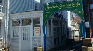 Kasbah Garden Cafe In Connecticut Is A Secret Garden Restaurant Surrounded By Natural Beauty
