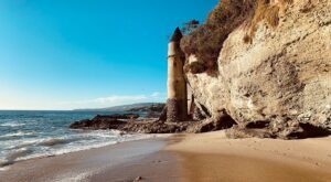 Sneak Away To Laguna Beach Pirate Tower In Southern California With Your Loved One
