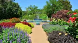 With Up To 30 Themed Gardens And Exhibits, Botanica Is The Most Beautiful Garden In Kansas