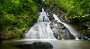 Cool Off This Summer With A Visit To These 7 Virginia Waterfalls