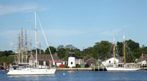 With Attractions Galore, The Small Town Of Mystic, Connecticut Is Perfect For A Family Getaway