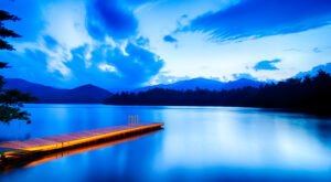Discover A Pristine Paradise When You Visit North Carolina's Lake Santeetlah