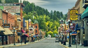 This Day Trip To Deadwood Is One Of The Best You Can Take In South Dakota