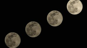Don't Miss The Last Super Moon Of 2021 – A Full Strawberry Moon Will Appear Over Indiana This Month