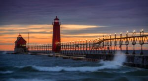 Grand Haven Is An Enchanting Michigan Town That Makes An Excellent Weekend Getaway Destination