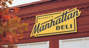 Iowa's Very Own Manhattan Deli Has Served Up Simply Perfect Sandwiches For 40 Years