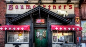 Try Not To Love The Stinkiest Sandwich In Wisconsin At Baumgartner's Tavern