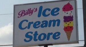 Billy's Ice Cream Store In Adel, Iowa Serves Up Ice Cream Pie You Can't Pass Up