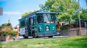 Ride a Throwback Trolley To Tour Some Of Wisconsin's Undiscovered Wineries