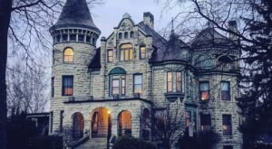 Spend The Night In Wisconsin's Most Majestic Castle For An Unforgettable Experience