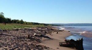 Soak Up The Sun At Wisconsin Point, The World's Longest Freshwater Sandbar