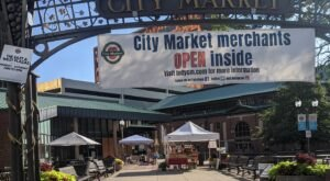 The One Enthralling Indiana City Market That's Been Around Since Pretty Much Forever