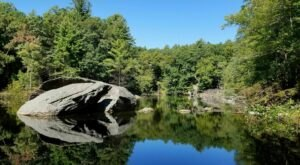 Take An Easy Loop Trail Past Some Of The Prettiest Scenery In Massachusetts On Rock House Reservation Trail
