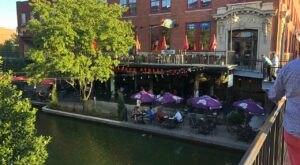 Bourbon Street Cafe In Oklahoma Is A Secret Garden Restaurant Surrounded By Natural Beauty