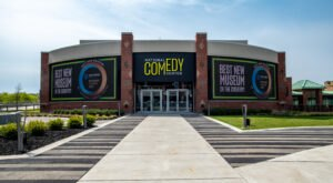 One Of The Best Museums In New York, The National Comedy Center Will Put A Smile On Your Face