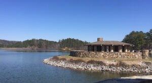 Enjoy Hiking, Mountain Biking, And Horseback Riding At Oak Mountain, Alabama's Largest State Park