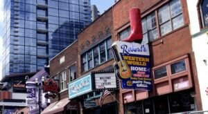 See The Country Side Of Tennessee When You See A Show At Robert's Western World, A Downtown Honky-Tonk
