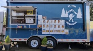 Dig Into A Killer Cheesesteak In Oregon, At Mt. Hood Cheesesteaks In Sandy