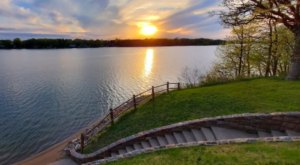 Swim, Hike, And Explore An Island At The Little-Known Lake Shetek State Park In Minnesota