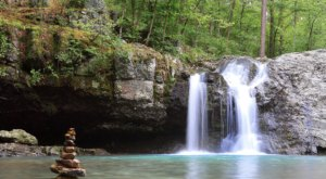 Arkansas's Falls Branch Trail Leads To A Magnificent Hidden Oasis