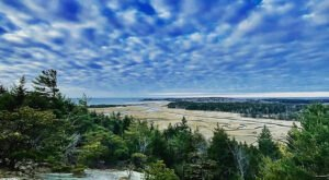 Hike Through A Conservation Area In Maine For An Incredible Beach Adventure