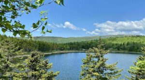 Maine's Bowl Trail Leads To A Magnificent Hidden Oasis