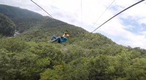 You Can Go Canyon Ziplining At Breaks Interstate Park In Virginia, Known As The Grand Canyon Of The South