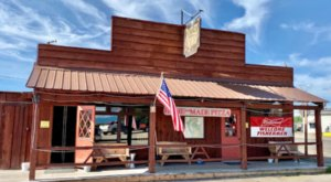 Feast On Pizza And Pub Fare At Antlers Saloon, The Most Montana Bar Ever