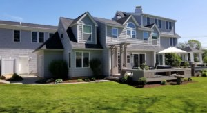 Enjoy The Beach Vacation Of Your Dreams This Summer At This Marvelous Oceanside House In Rhode Island