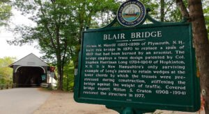 The Blair Bridge Is A Haunted Bridge In New Hampshire That Will Send Shivers Down Your Spine