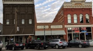 One Of Montana's Best Restaurant Is Hiding In This Quiet Little Mountain Town