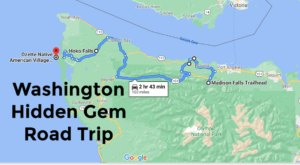 The Ultimate Washington Hidden Gem Road Trip Will Take You To 6 Incredible Little-Known Spots In The State