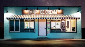 It's Not Summer Until You've Ordered An Ice Cream From Lolly's Creamery In Virginia